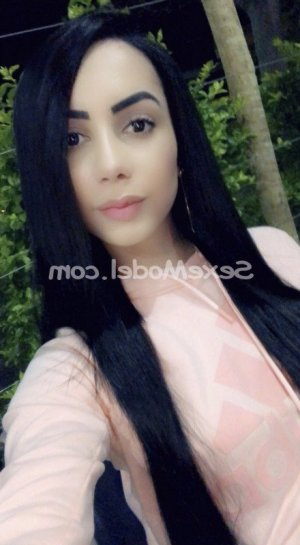 Cyndy escorte trans